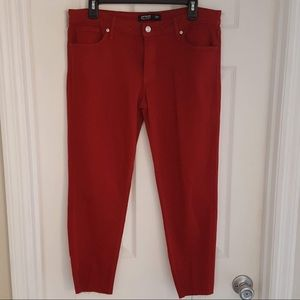 Stitch Fix Just Black Ankle Skinny Pants Petite